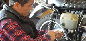 藤沢のバイク専門店スタークラフト