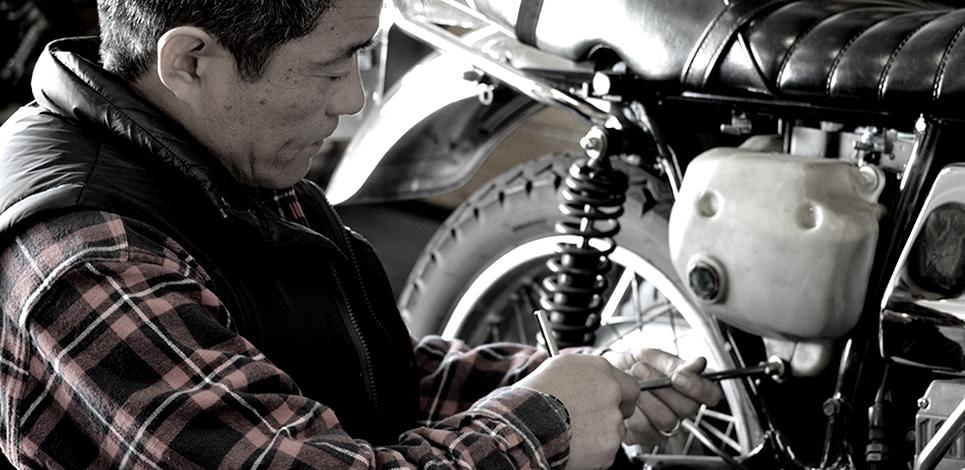スタークラフト | 藤沢 | 湘南台 | 中古バイク | バイク修理|